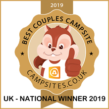 Best Campsite For Couples - National Winner 2019